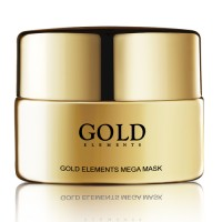 Gold Elements Mega Maske | Gold Elements Mega Maske