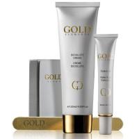 Gold Elements Supreme Nail Kit | Gold Elements Supreme Nail Kit    CRÈME MAINS ET ONGLES:  Une crème protectrice et apais..