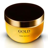 Gold Elements Salt Scrub | Gold Elements Salt Scrub    425gr / 15FL.oz    Dans votre bains ou sous votre do..