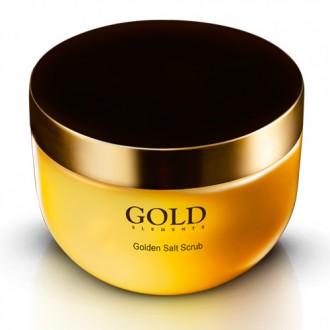 Gold Elements Salt Scrub