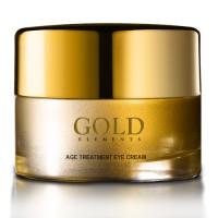 Gold Elements Augencreme | Gold Elements Augencreme gegen Hautalterung  30ml / 1.02FL.oz    Diese Creme befasst sich mit ..