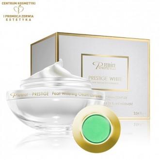 Prestige White Perlenschimmer Creme - K28